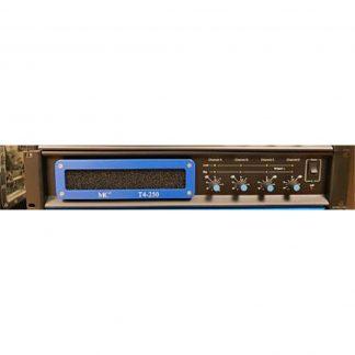 MC2 Audio T4-250 4 Channel Amplifier