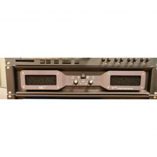 MC2 Audio TI Series TI500 Amplifier