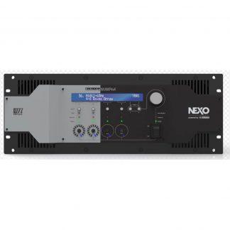 Nexo NXAMP 4x4 incl NEXO NXDT104
