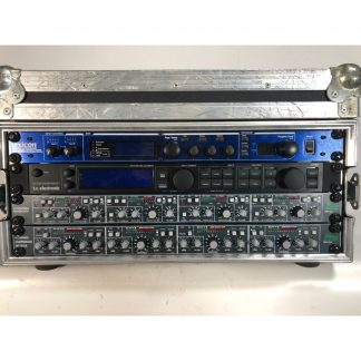 BSS 504 and BSS 404 Mini FX Rack