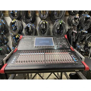 DiGiCo SD9 With D2 Digital Stage Rack