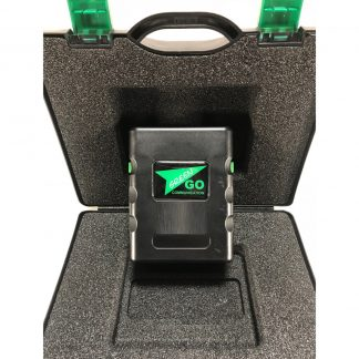Green-GO Communication BPX 32ch wired intercom beltpack