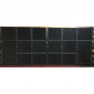 Nexo Alpha PA System incl amping