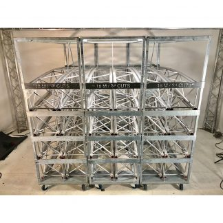 Prolyte H-40 V 18 M 24 Cuts Circle Truss