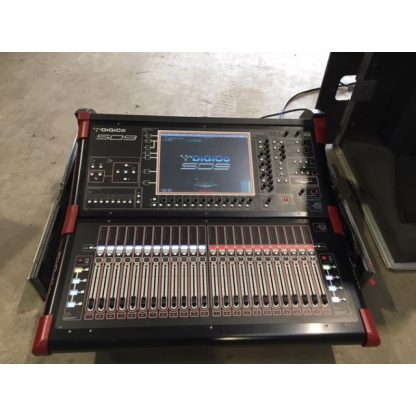 DiGiCo SD9 Digital Mixing Console