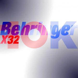 10Kused-Behringer-X32