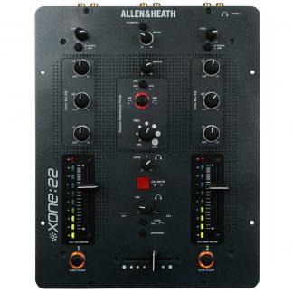 Allen & Heath XONE:22 DJ Mixing console