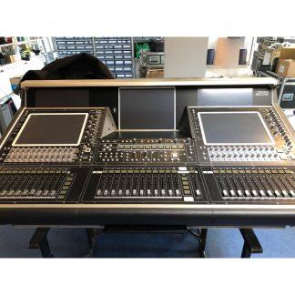 DiGiCo SD5 Core 2 and SD-Rack