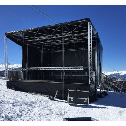Europodium HYDRO IV Mobile Stage