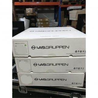 Lab Gruppen PLM12K44 Amplifier