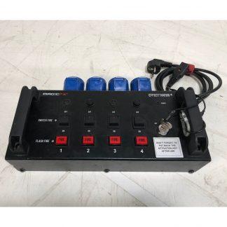 MagicFX EFFECT'IVATOR 4 4CH Controller