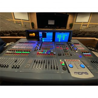 Midas Pro 9 Surface Digital Mixing Console