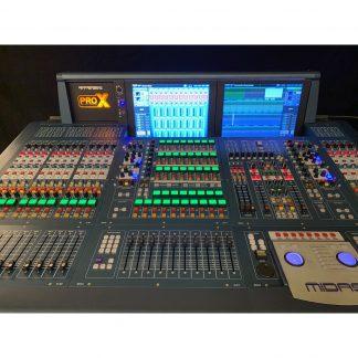Midas ProX Live Digital Console