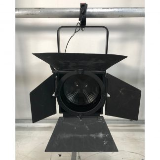 Robert Juliat ZEP 360LF-CW LED Fresnel Lighting Fixture