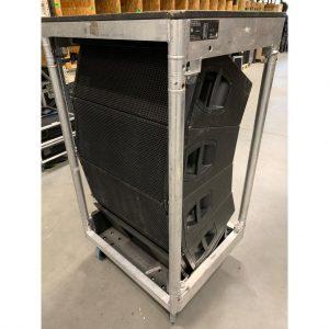 d&b Audiotechnik V8, V12 and V-Sub Package