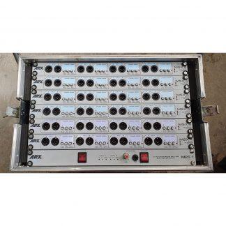 ARX MSX 4 Microphone Splitter Rack