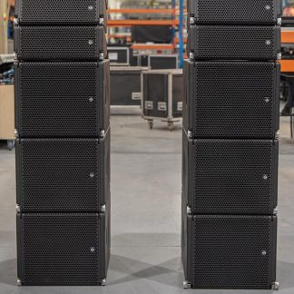 Coda Audio TiRAY Ultra Compact 2-Way Passive Line Array System