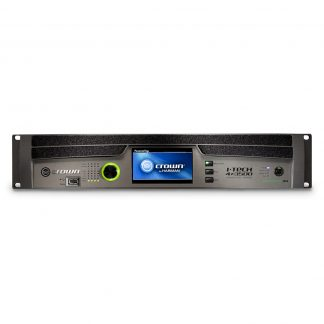 Crown I-Tech 4x3500HD Power Amplifier