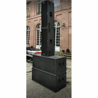 DAS Audio LX-218CA Powered Subwoofer