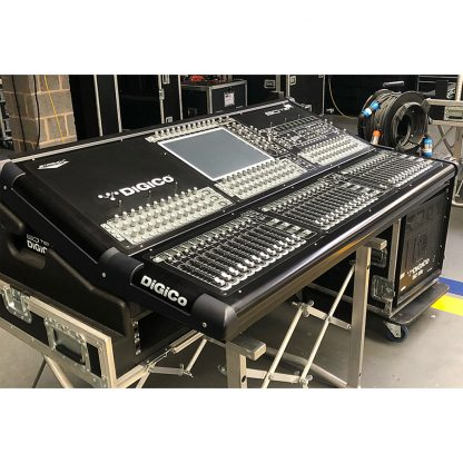 DiGiCoSD10 Digital mixing console (Surface Only)