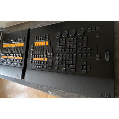 MA Lighting GrandMA2 Command PC and Fader Wing