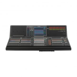 Yamaha CL5 Digital Mixing Console and Rio3224-D2