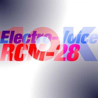 10Kused-Electro-Voice-RCM‑28