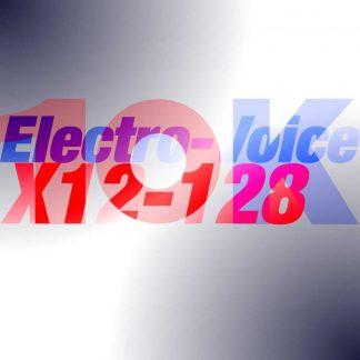 10Kused-Electro-Voice-X12-128