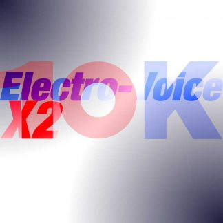 10Kused-Electro-Voice-X2
