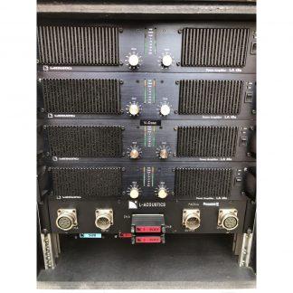 L-Acoustics LA48a, PADO4a and AMPRack Package