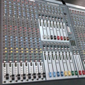 Allen & Heath GL2800M Dedicated Monitor Console