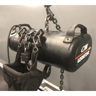 CM Lodestar RRS-2000 Electric Hoist
