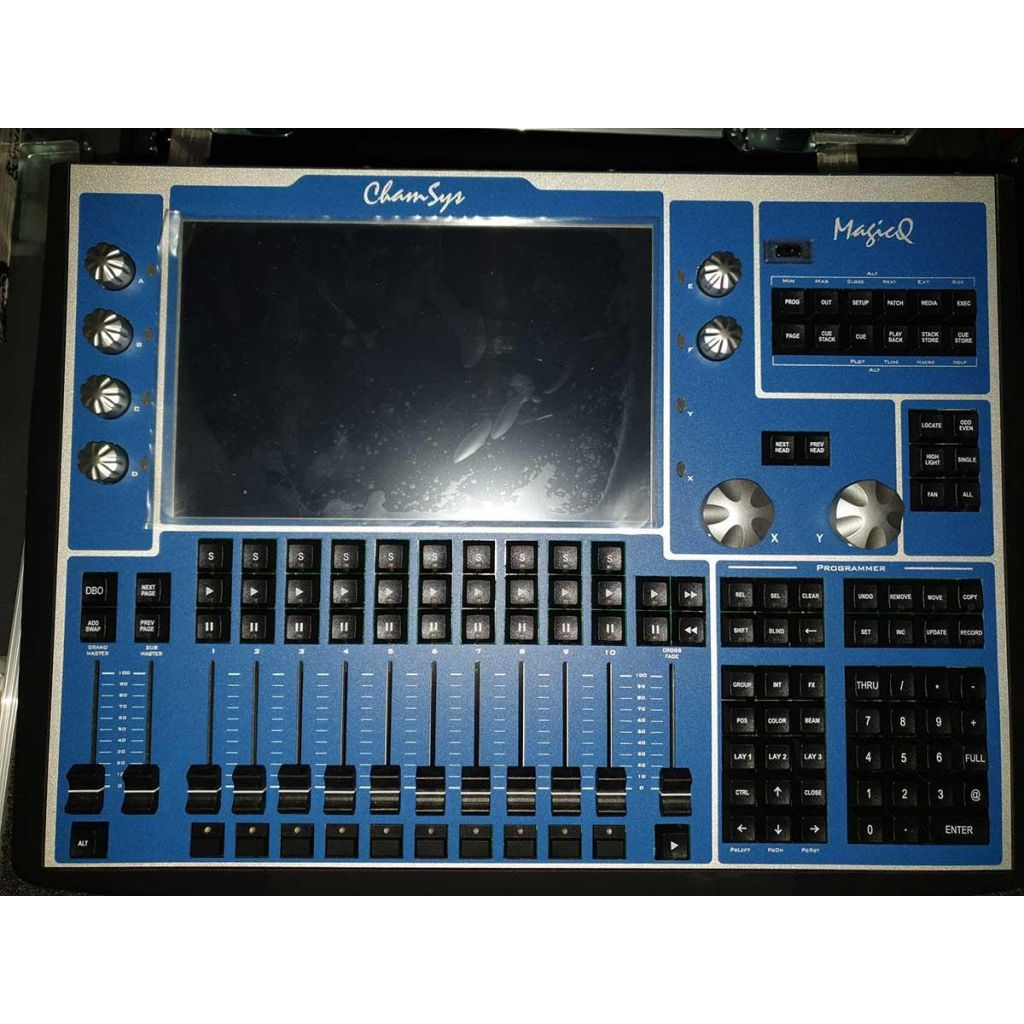 Chamsys Magicq Mq80 Buy Now From 10kused