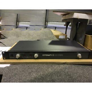Crown D-75A Two-channel, 55W Power Amplifier