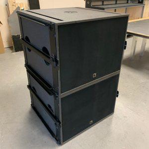 L-Acoustics ARCS Wide, Focus, SB18M, LA12X, LA4X and X12 Package