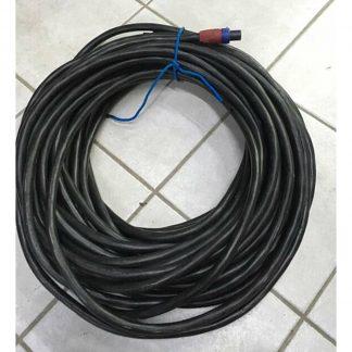 Neutrik SpeakON 4P 4x4mm2 - 30m Loudspeaker Cables