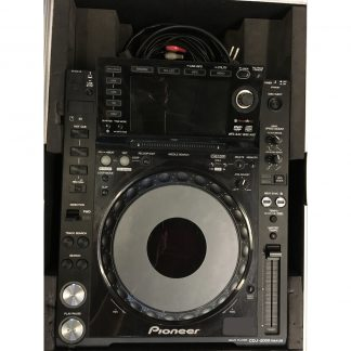 Pioneer CDJ-2000NXS digital DJ deck turntable