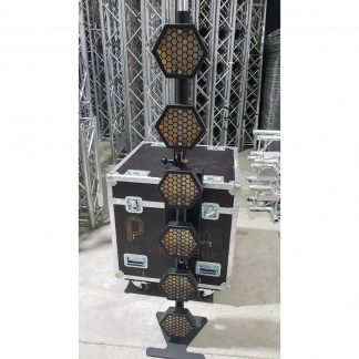 Portman P2 Hexaline Lamp Lighting Fixture