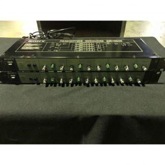 Sony MU-E401 Parametric Equaliser