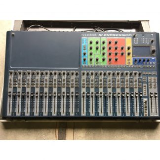 Soundcraft Si Expression 3 Digital Console