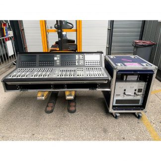 Soundcraft Vi3000 Mixing Console with Vi Stagebox