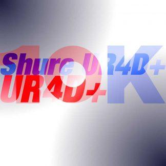 10Kused-Shure-UR4D+