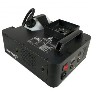 Chauvet Geyser P6 fog machine with built-in LED lighting