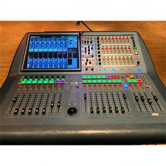Midas PRO2C Digital Mixing Console with DL251 Rack