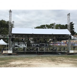 STACCO Stage Structure