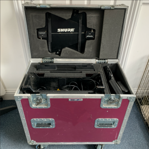 Shure UR4D+ 6 Way Kit Bodypack