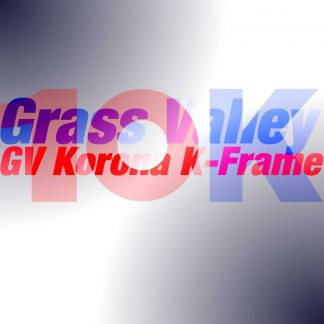 10Kused-Grass-Valley-GV-Korona-K-Frame