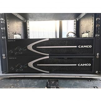 Camco Vortex Series Amplifiers Buy Now From 10kused