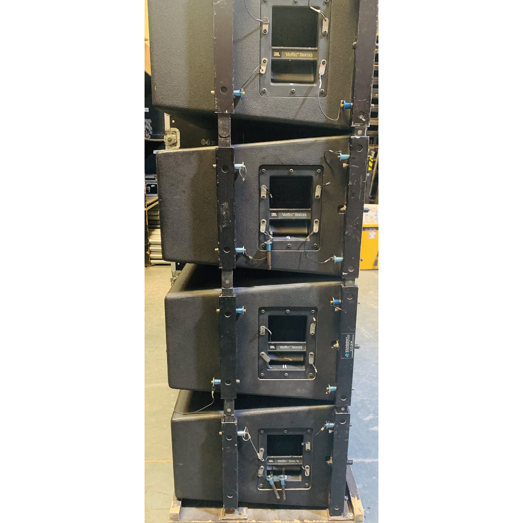 Jbl Vertec Vt4888 Camco Vortex 6 And Xta Dp448 Package Buy Now From 10kused