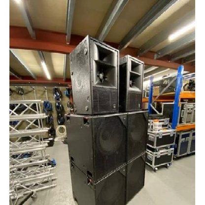 KV2 Audio ES1.8 Subs and ES1.0 Package